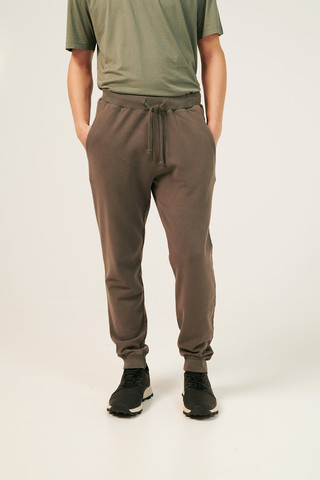 RIB TRIANGLE POCKETS JOGGER