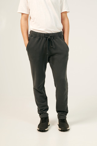 OPEN BOTTOM HEM JOGGER