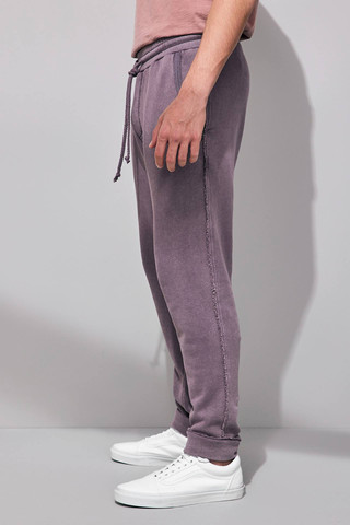ACID LOOSE KNIT RAW-CUT JOGGER